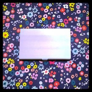 Silver Card Case (Picture it Personalized)